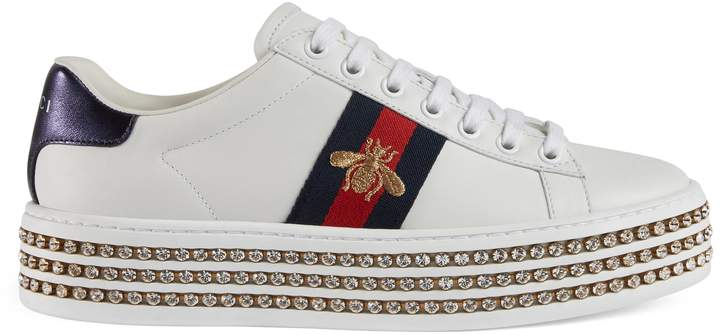 8efff51594f Gucci Ace Sneakers Women - ShopStyle