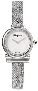 Salvatore Ferragamo Gancini Slim Watch, 22mm