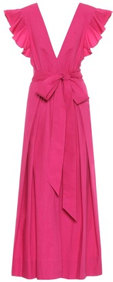 Kalita Exclusive to Mytheresa Poet By The Sea cotton maxi dress
