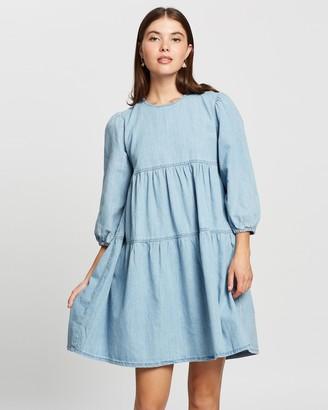 Mng Amaia Dress