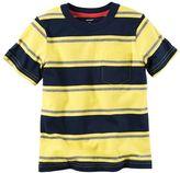 Carter's Boys 4-8 Rugby Short Sleeve Tee