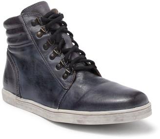Bed Stu Bed|Stu Liquid Leather Lace-Up Hi-Top Sneaker