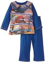 Disney Boys' Planes Long Sleeve Pyjama Set