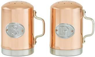 Old Dutch Copper Stovetop Salt & Pepper Set