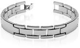 Ice Ultra Modern Watch Style Tungsten Carbide Bracelet for Men