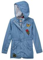 Urban Republic Chambray Anorak with Patches (Big Girls)