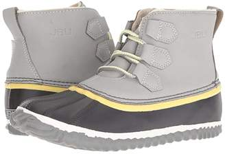 Jbu JBU Nala (Light Grey/Yellow) Women's Shoes