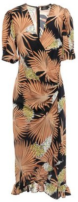 De La Vali Knee-length dress