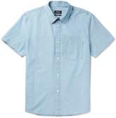 A.p.c. - Bryan Slim-fit Cotton-chambray Shirt