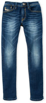 Diesel Boys 8-20) Waykee Regular-Straight Jeans