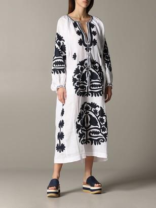 Vita Kin Tunic Dress With Prints