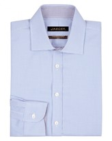 Jaeger Houndstooth Slim Shirt