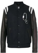 Lanvin college bomber jacket