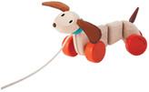 Plan Toys Teck Large Pull-Along Dog