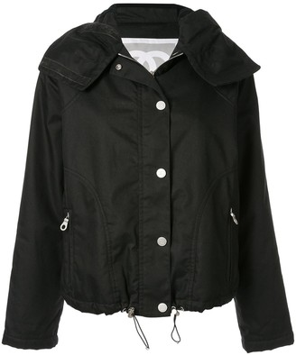 Chanel Pre-Owned Sports Line long sleeve jacket