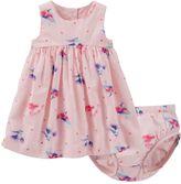 Osh Kosh Baby Girl Print Swing Dress