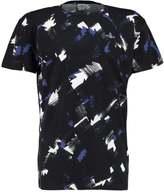 Vivienne Westwood Squiggle Print Tshirt Black