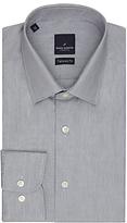 Daniel Hechter Fine Stripe Shirt, Charcoal