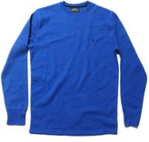 Polo Ralph Lauren Mens Crew Neck Long-sleeved Waffle Knit T-shirt Thermal