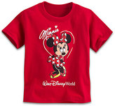 Disney Minnie Mouse Glitter Tee for Toddlers - Walt World