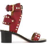 Etoile Isabel Marant Isabel Marant - Étoile Jaeryn sandals - women - Leather - 40