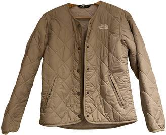 The North Face Beige Polyester Jackets & Coats