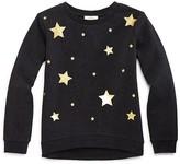 Kate Spade Girls' Star Sweatshirt - Sizes 2-6