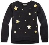Kate Spade Girls' Star Sweatshirt - Sizes 7-14