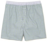 J.Mclaughlin Mini Check Boxer