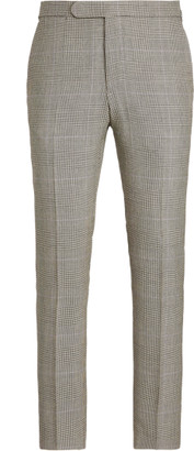 Ralph Lauren Glen Plaid Suit Trouser