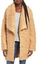 Moon River Carmel Boucle Coat