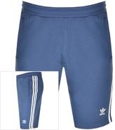 adidas Three Stripe Shorts Navy