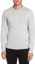 Eleventy Men's Virgin Wool Crewneck Sweater