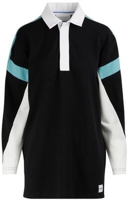 Koché Polo shirt with decoupes