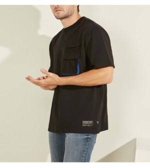 GUESS Eco Utility Pocket Tee
