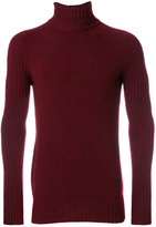 Balmain turtle neck jumper