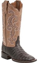Lucchese Women's Since 1883 M4942 W Toe Cowboy Boot