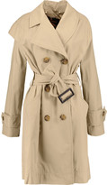 Vivienne Westwood Belted cotton trench coat
