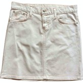 Denim & Supply Ralph Lauren Pink Cotton - elasthane Skirt for Women