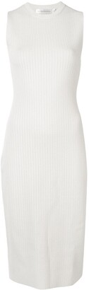 Victoria Beckham Sleeveless Knitted Dress