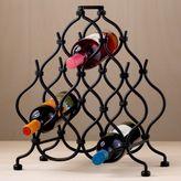 Moorish 8-Bottle Wine Rack