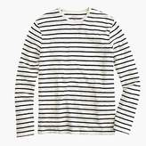 J.Crew Long-sleeve deck-striped T-shirt
