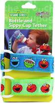 Sesame Street Bottle and Sippy Cup Tether (2 Pack)