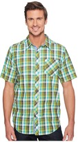 Marmot Ridgecrest Short Sleeve Men's Short Sleeve Button Up