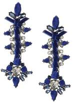 Banana Republic Encrusted Velvet Statement earring