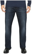 7 For All Mankind Brett Bootcut in Olympic Blue Men's Jeans