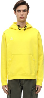 Nike Acg Acg Cotton Blend Sweatshirt Hoodie