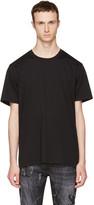 Versus Black Back Logo Strap T-shirt
