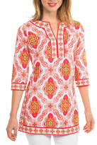 Gretchen Scott Persian Tunic Top