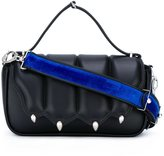 Marco De Vincenzo paw effect cross body bag - women - Calf Leather - One Size